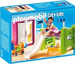 kinderzimmer rutsche de playmobil 5579 kinderzimmer mit hochbett rutsche