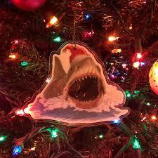 jaws ornament