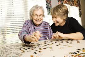 hobbies and activities for seniors with dementia agingcare
