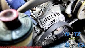 1999 honda accord alternator 1998 2002 honda accord drive belt remove and install