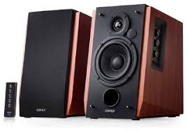 Mtx Bookshelf Speakers Edifier R1700bt Bluetooth Bookshelf Speakers Powered 2 0 Active