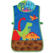 amazon com stephen joseph craft apron dinosaur worshyp toys