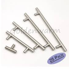 Stainless Steel Pulls Kitchen Cabinets Online Get Cheap Stainless Cabinet Pulls Aliexpress Com Alibaba