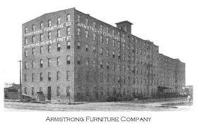 Historic Evansville Tag Armstrongbros - Evansville furniture