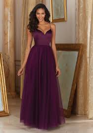 bridesmaid dresses satin and tulle bridesmaid dress style 153 morilee