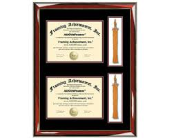 diploma frames with tassel holder diploma frame etsy