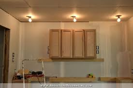 How To Install Wall Kitchen Cabinets Wall Of Cabinets Installed Plus How To Install Upper Cabinets By
