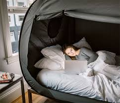 the privacy bed tent newest invention for a good night s sleep bed tent