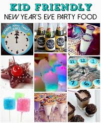 new years stuff 40 new year s party ideas for kids best new years party