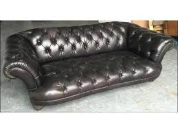 Black Leather Chesterfield Sofa Leather Chesterfield Sofa Uk Chesterfield Suite By Em Antique