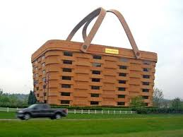 longaberger building basket buildings longaberger headquarters in ohio looks like a