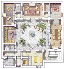 Moroccan Riad Floor Plan | https www google com au search q moroccan riad residential