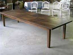 dining awesome rustic dining table square dining table and 12 foot