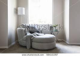 sofa chair for bedroom gorgeous bedroom sofa chair throw rug stock photo 694141357