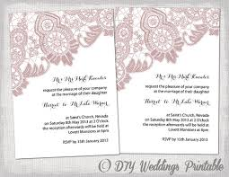 wedding invitation templates free wedding invitation templates for word orax info