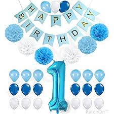 1st birthday boy to be one boy 1st birthday party balloon kit