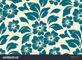 flowers seamless pattern element vector background vector flower seamless pattern element elegant stock vector