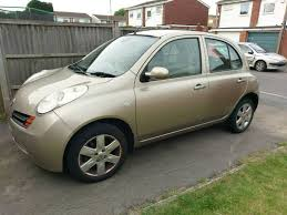 nissan micra diesel price nissan micra 1 4 petrol 2004 plate gold in patchway bristol