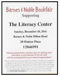 Barnes And Nobles Membership Barnes U0026 Noble Book Fair The Literacy Center