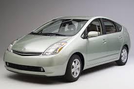 2008 toyota prius recall list 2007 toyota prius overview cars com