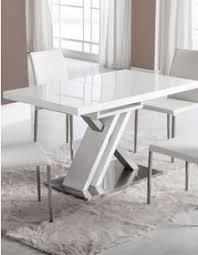 table de cuisine blanche avec rallonge table blanche avec rallonge cuisine table châtellerault
