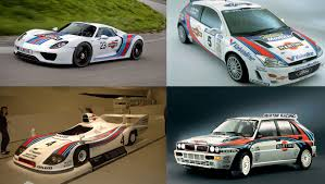 martini livery bmw have you noticed how the martini liveries make almost every car