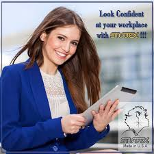 www studex look confident at workplace with studex for more details log on to