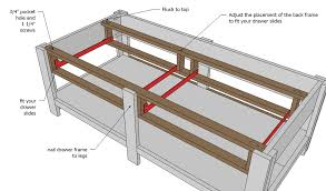 Woodworking Plans Coffee Table Legs by Ana White Benchright Coffee Table Diy Projects