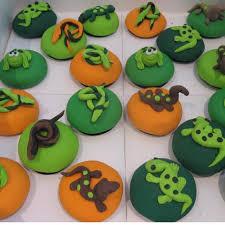 reptile cupcakes x 12 that u0027s my cake