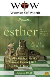 esther it s tough being a woman women of worth new fellowship