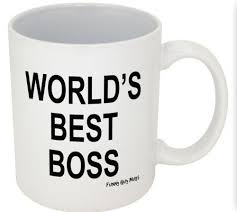 Funny Coffee Mugs by Amazon Com Funny Guy Mugs World U0027s Best Boss Middle Finger On