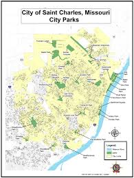 parks map parks map st charles parks and recreation
