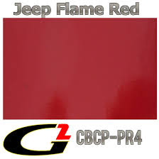 g2 brake caliper paint systems pr4 flame red chrysler dodge jeep