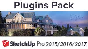 plugins pack for sketchup pro 2015 2016 2017 download and install