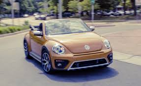 volkswagen beetle convertible interior 2017 volkswagen beetle dune convertible test u2013 review u2013 car and driver