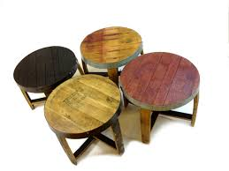 Whiskey Barrel Kitchen Table Uses Of Whiskey Barrel Table Home Decorations