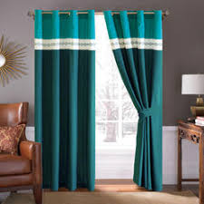 Teal Drapes Curtains Teal Color Drapes