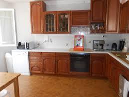 cuisine au bois cuisine en bois naturel facade meuble brut newsindo co