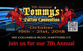 7th annual tommy u0027s tattoo convention october 19 21 2018