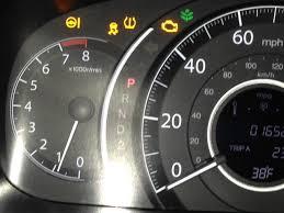 2014 honda crv tire pressure light 2014 honda cr v spurious warning lights 1 complaints