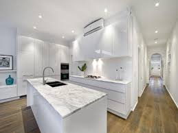white galley kitchen ideas modern galley kitchen design home furniture