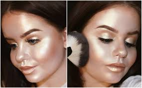 full face using only highlighters extended version mariya ae