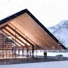 designboom italy piuarch to build co op dairy influenced by alpine huts in italy