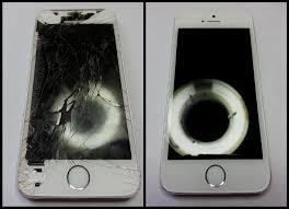 android screen repair badly damaged iphone 5s screen repair integrated electronics