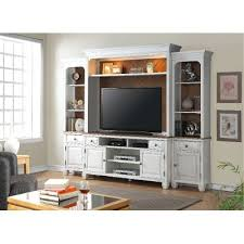 entertainment centers for living rooms 4 piece white entertainment center camden rc willey furniture store