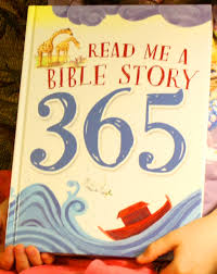 read me a bible story 365 children u0027s book review