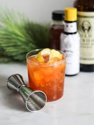 thanksgiving after dinner drink recipe the post turkey tonic