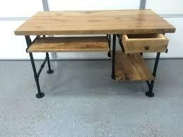 Distressed Computer Desk Wooden Desks For Sale Desk Cape Town Wood Ontario Distressed