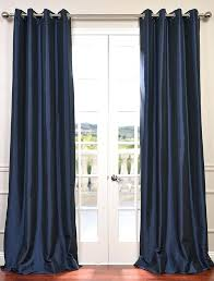Navy Blue Curtains For Nursery Navy Blue Curtains Teawing Co