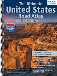 Atlas Map Of Usa States by Hema United States Road Atlas Hema 9781934006740 Amazon Com Books